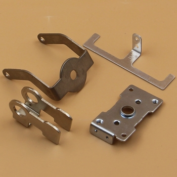 Stamping parts fabrication service customizable stainless steel angle bracket