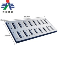 stainless steel floor drain/water drain channel grate/concrete sidewalk cover plate