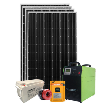 1kw 2kw 8kw off grid home solar energy power batteries storage system kit