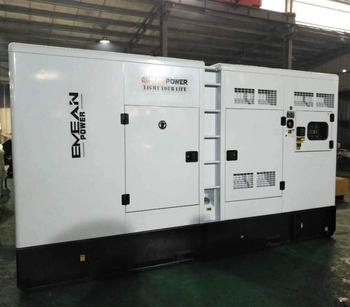 Heavy duty industrial electric generator 400 kva diesel with factory price