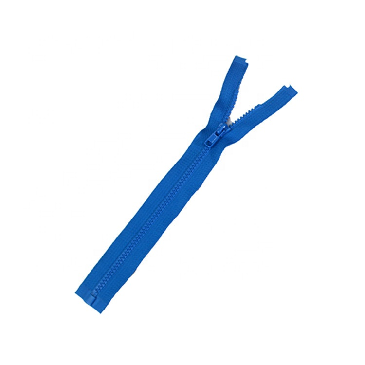 Senwei brand <strong>3</strong># 5# 8# Open End Plastic Resin Zipper with Autp-Lock for garment
