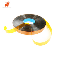 Wholesale insulation kaptons polyimide film prices kaptons film kaptons voice coil polyimide film black polyimide tape