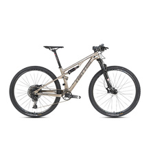 China cheap bicycle factory 27.5 29 inches carbon fiber full suspension mountain <strong>bike</strong>