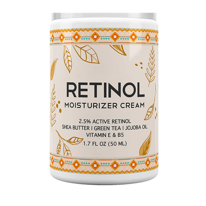 Private Label Skin Whitening Retinol Alpha Arbutin Coenzyme <strong>Q10</strong> Face Cream