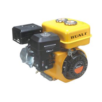 HL-168FK Best price chinese 5 hp 420cc 4 stroke 2 cylinder ey20 ohv gasoline engine 6.5hp