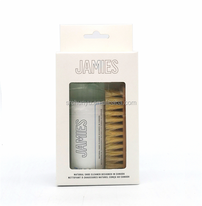 JASON MARKK Light Blue Sports Shoe Cleaning Kit with Premium Hog Boar Bristle Brush