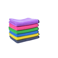 Double sided Coral Fleece cleaning Cloth Microfiber Car Wash Towel with 600gsm 800gsm