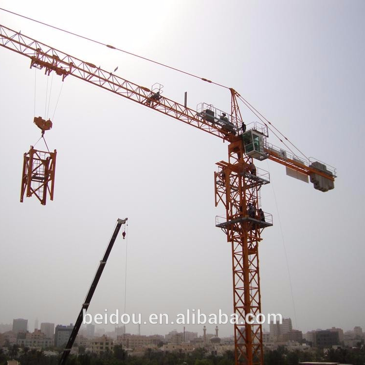 Liebherr And Mc 85 Type Tower Crane With Ce Iso Buy New