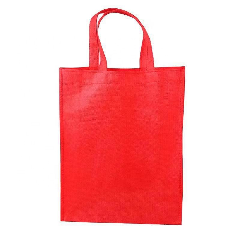 high quality Custom Non Woven Nonwoven Bag Xiamen With Laminated Tote