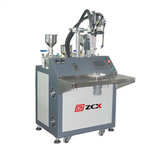 Glue Mixing Machine MANUAL OR AUTOMATED ADHESIVE DISPENSING <strong>EQUIPMENT</strong>