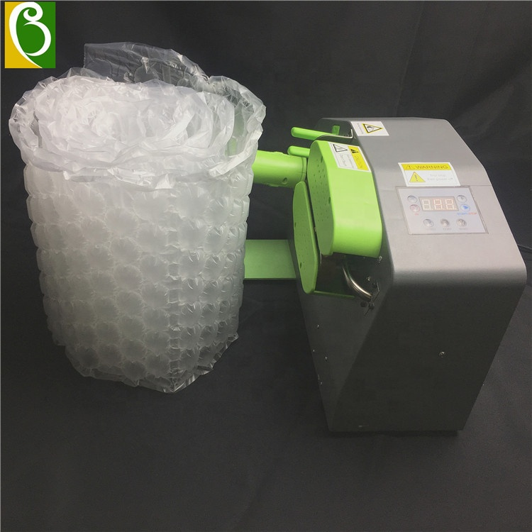 Easy Operation Mini Air Bubble Bag Pack Wrap Machinery On-demand Air Pillow Cushion Machine <strong>For</strong> <strong>Sale</strong>