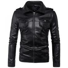 426892 black color Plus Size <strong>Motorcycle</strong> Jackets PU