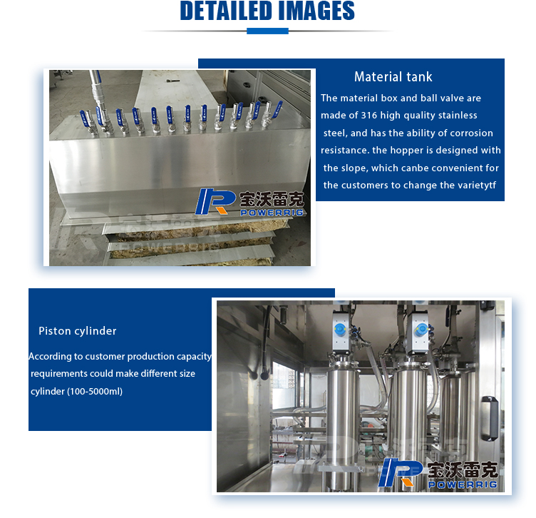Automatic hot chili bean and tomato paste filling line bottle jar sauce filling capping packaging machine