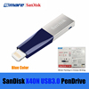 SanDisk X40N USB 3.0 Blue