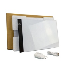 A4 USB Power Ultra Thin Portable Tracing Light Box A4 Table LED Light Pad LED Light Board