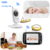Videotimes Wireless Video Baby Monitor Lullabies Monitor Bebe, Infrared Night Vision Baby Cam Two-way Audio Music Player