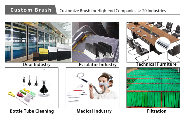 Laboratory and Scientific Brushes Centrifuge Brush