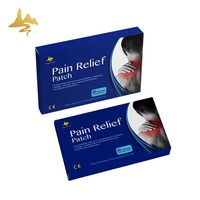 Free Sample Products Herbal Plaster Adults Arthritis Neck Back Pain Relief Patch