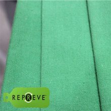 100%Recycled RPET polyester canvas <strong>fabric</strong>