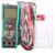 ODETOOLS 600 Automatically ranging TRMS technology digital multimeter with LCD screen.