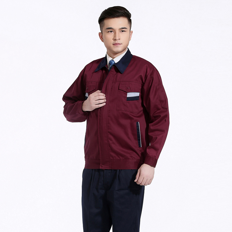 high quality cheap long sleeve breathable factory made workwear wholesale