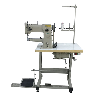 246 Single-needle small diameter unison feed cylinder sewing machine for leather shoes