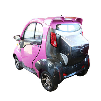 4 wheel cheap street legal small electric ride on car adult