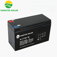 Top sale lead acid 12v 9ah 20hr ups rechargeable battery