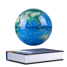 Book item 6 inch magnetic levitation floating globe souvenir items sever souvenir <strong>gift</strong> promotional