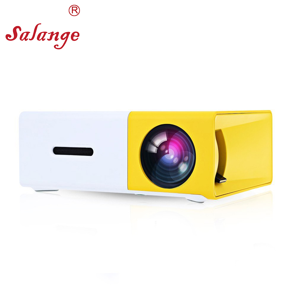 Salange Yg300 Cheap Mini LCD LED <strong>Projector</strong> for Home Cinema Multimedia LED Proyector with Cheapest Portable HD Home 1080P Beamer