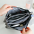 New large capacity men and women travel fashion portable storage wash bag waterproof cosmetic bag