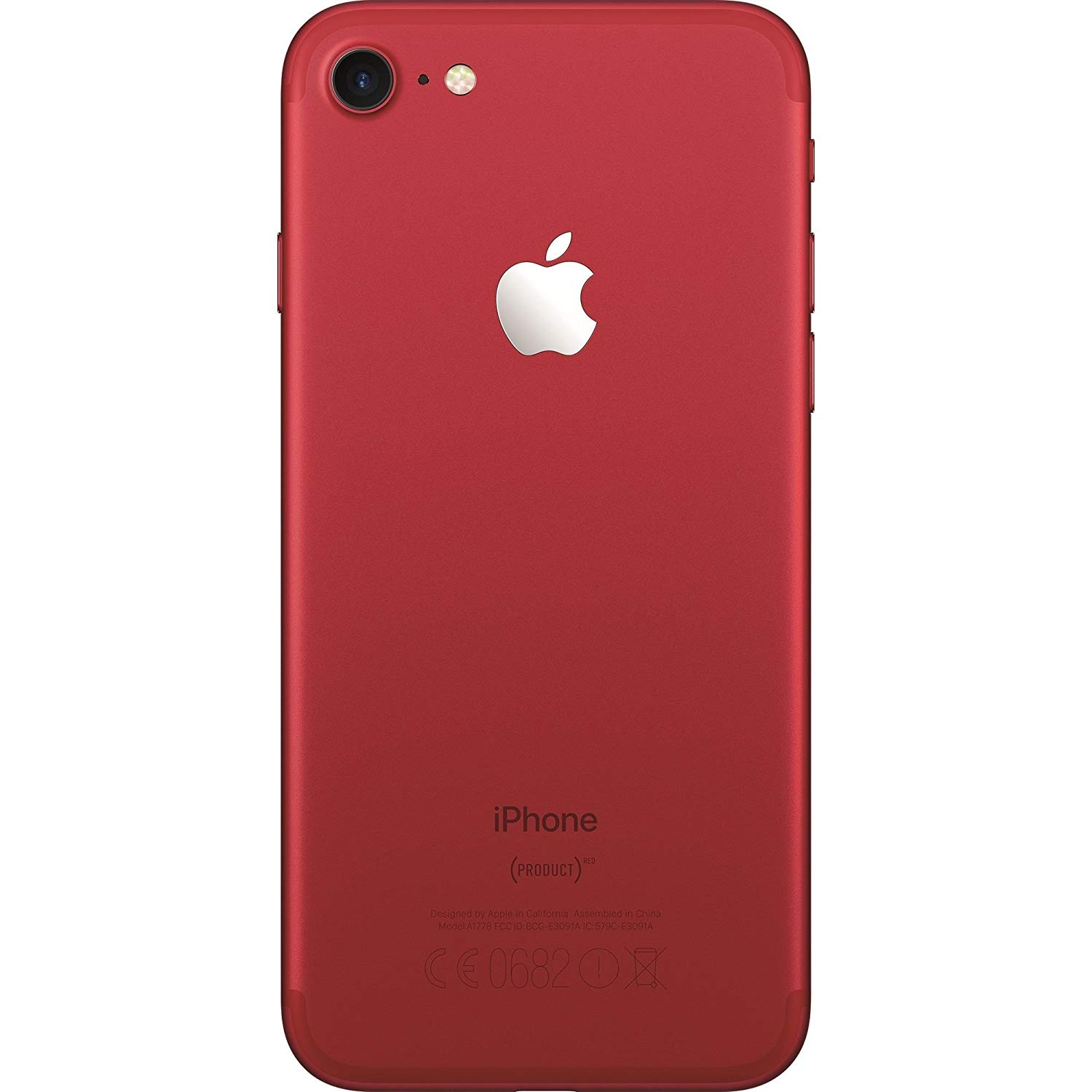 Cheapest Price Ebay Selling Red A Grade 128Gb Recycled Unlocked US Version Good Condition Phone For Apple <strong>Iphone</strong> 7