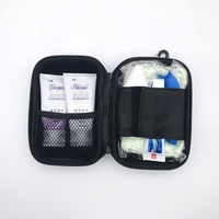 Hot sale airline travel portable amenity kit skin care travel set