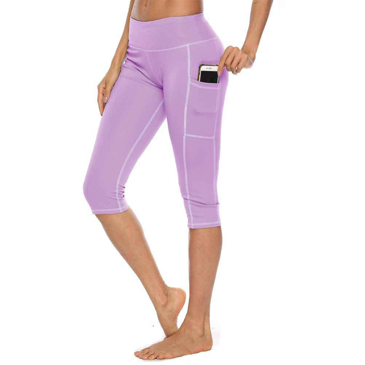 Colored Leggings For Yoga <strong>Plus</strong> Size Leggings For Fat Women Tummy Control Leggings