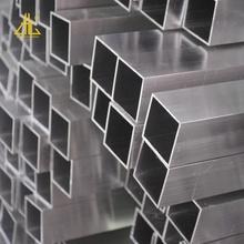 Aluminio Tubo cuadrado hueco Tubo Walz blankes 18/mm x 18/mm x 1/mm x 500/mm