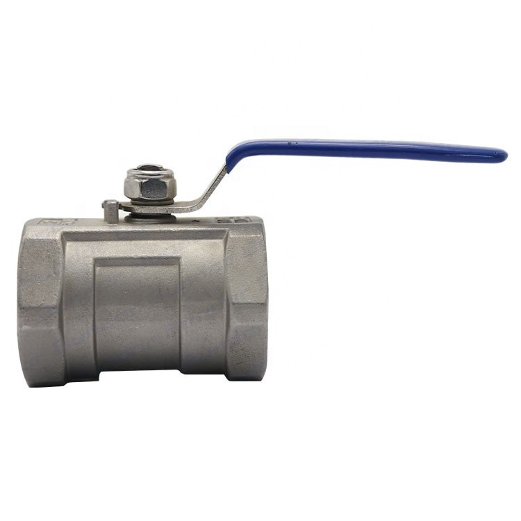 Bundor 316 CF8M DN15-50 <strong>ball</strong> <strong>valve</strong> One-piece <strong>ball</strong> <strong>valve</strong> For Water Oil Gas