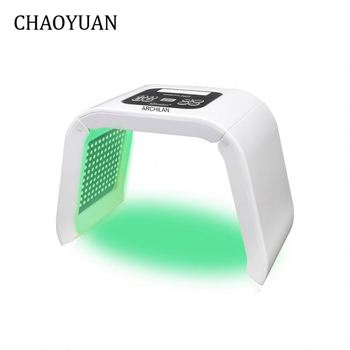Hot selling 4 colors light pdt 4 color lights led photon therapy facial mask