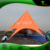 Advertising Orange Color Star Shaped Tent for Event