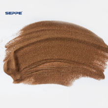 High quality garnet sand for surface cleanliness