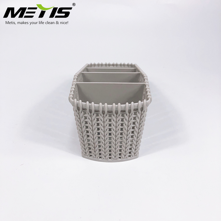Multipurpose <strong>plastic</strong> storage kitchen tools basket with holes