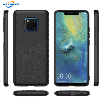Maxshine Brand Pc Tpu Phone Case Cover For Huawei Y6 Prime 2018 /Y6 Prime /Honor7A / 8E