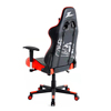 LED light Ergonomic Gaming Chair Bluetooth Speaker Gaming Racing Chair