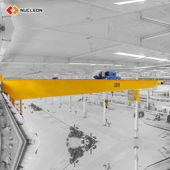 European Type 10T Double Girder Overhead Traveling Crane