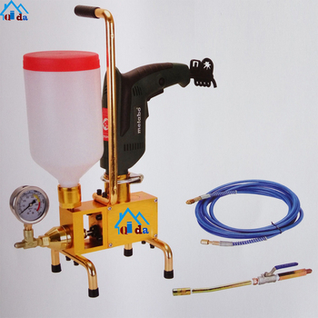 Waterproofing Plastic Handle Cement Grouting Injection Machine