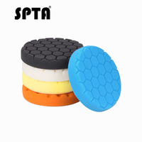 SPTA 6 inch (150mm) Professional compounding polishing sponges car polishing pads