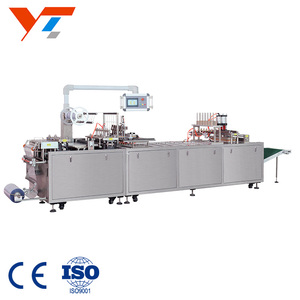 Automatic Plastic PVC PET Blister Thermoforming Machine