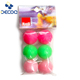 Custom Ping Pong Ball Printing Red Pink Ping Pong Table Tennis Balls 35mm