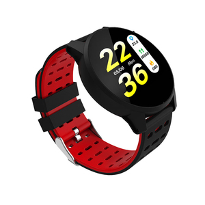 Popular customized color screen smart wristband bracelet heart rate step counter fitness tracker watch