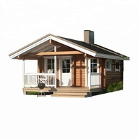 Family Type Prefab House/Mobile House/Portable House