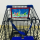shopping cart accessories sign frame, shopping trolley advertising frames